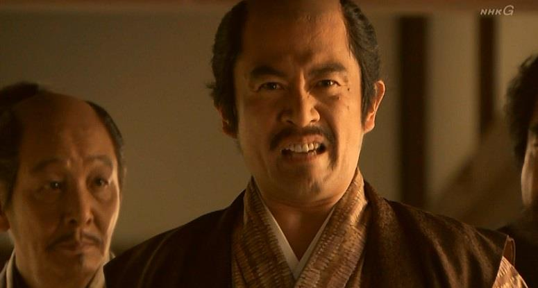 「な~にが名代だぁ!!」徳川家康 真田丸