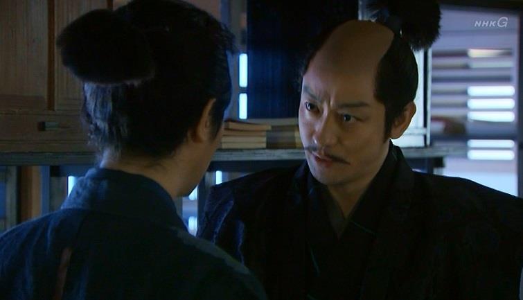 「私には大政所(おおまんどころ)さまをお守りする大任がある」石田三成 真田丸