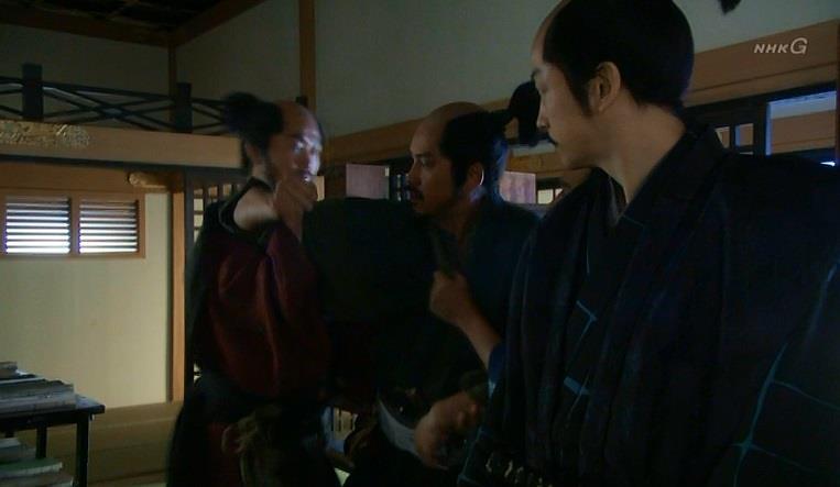 福島正則や加藤清正は石田三成のせいにして詰め寄る 真田丸