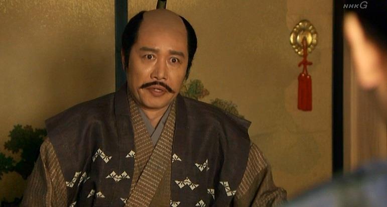 「馬鹿をもうすでない!!」羽柴秀長 真田丸