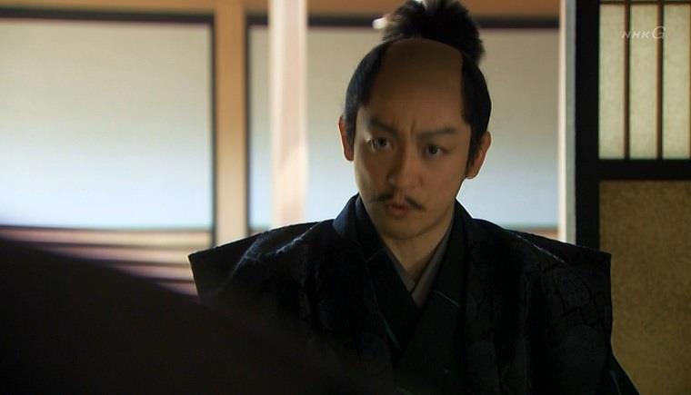 「旭姫に勝る人質をお送りするのでございます」石田三成 真田丸