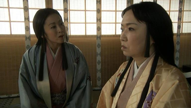 清水ミチコさんがいい味出し過ぎの旭姫 真田丸