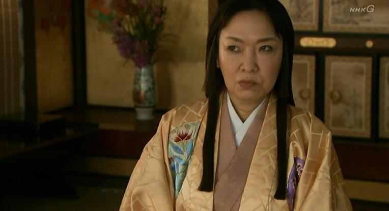 旭姫は44歳 真田丸