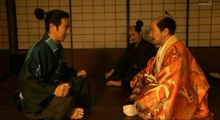 「ワシの相談にのってくれ」豊臣秀吉 真田丸