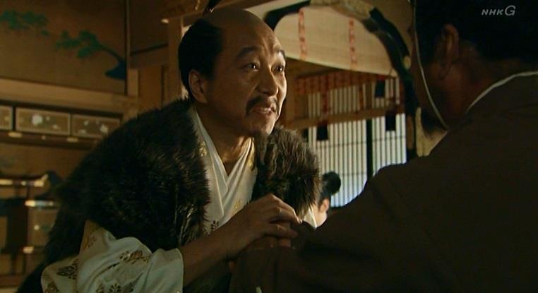こうして無事、秀吉と会えた真田昌幸 真田丸
