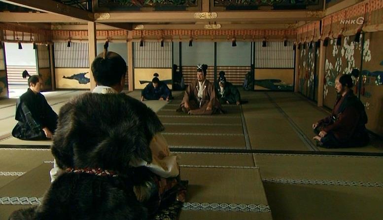 「万一、戦になった時、誰が誰にしたがって軍勢を動かすか、そこだけはハッキリとしておかねばならぬ」石田三成 真田丸