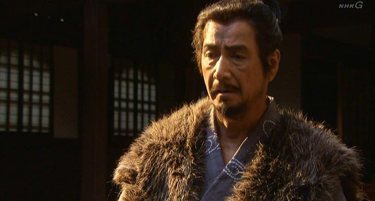 「秀吉の家来になった徳川の、そのまた家来。はぁ・・・」真田昌幸 真田丸