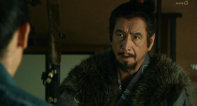 「気に入らん!!大名の座とは、力ずくで勝ち取るものではないのか」真田昌幸 真田丸