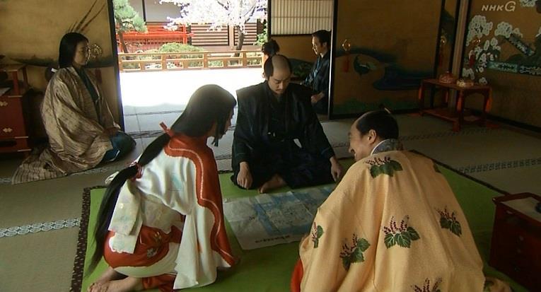 「いずれワシは政(まつりごと)の中心を大阪からこちらへ移 すつもりだ」豊臣秀吉 真田丸