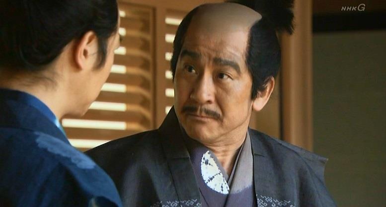 「はっきり言ってお主ごときが相手をするお方ではない」片桐且元 真田丸