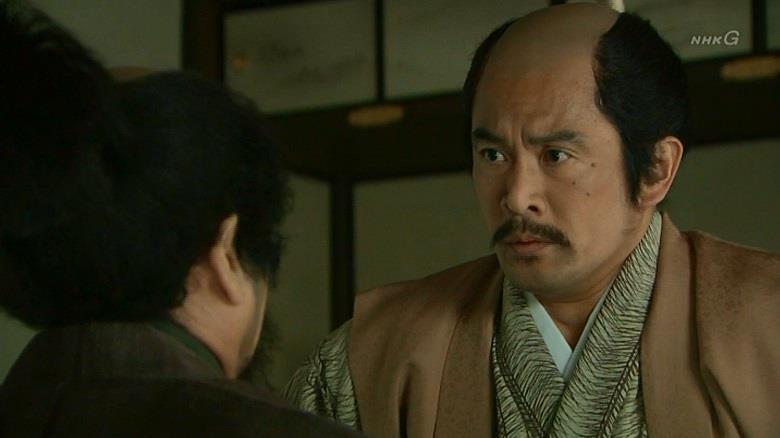 「真田と縁組をする。稲を真田に送り込むのだ」徳川家康 真田丸