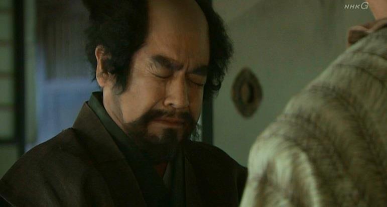 「稲は・・・それがしが・・・命をかけて育てて参りました愛娘(まなむすめ)でございます」本多忠勝 真田丸