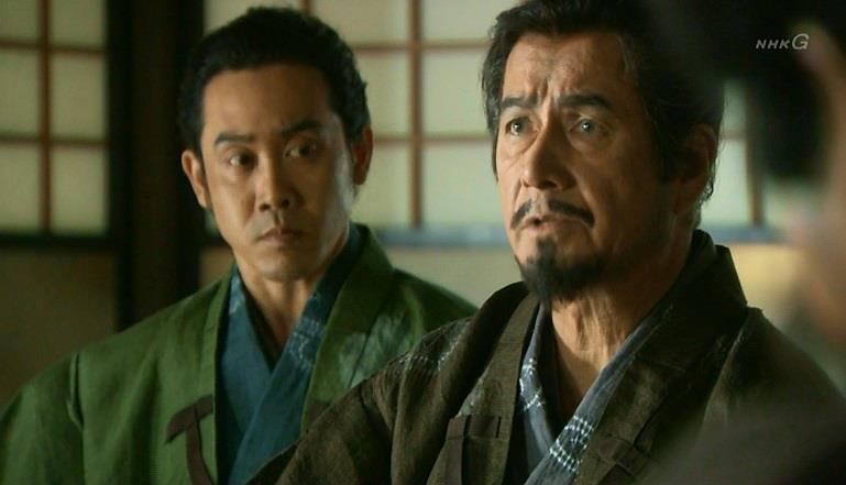 「大変有り難い話ではございますが、息子には我が亡き兄の娘で、こうと申す嫁がございます。」真田昌幸 真田丸