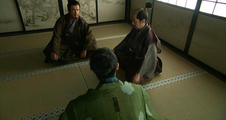 「これは言ってみれば、徳川から真田に人質を出すというもの。無下には断れますまい」真田信尹 真田丸