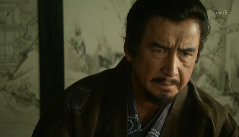 「源三郎、ここは泣いてくれ」真田昌幸 真田丸