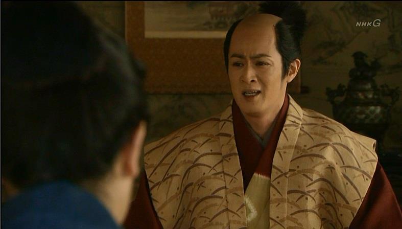 「こういう場合は、秀長叔父上に相談するのが一番なのだが、病を得て臥せっていらっしゃる」豊臣秀次 真田丸