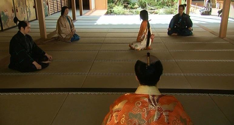 「これからは京が政の要になるのですか」秀吉と謁見する信繁 真田丸