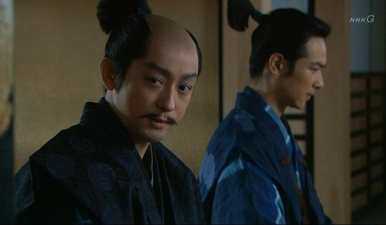 「茶々様を側室に迎えるということは、殿下が信長公を飲み込み、超えるということ。この先殿下はどこへ向かわれるのか・・・」石田三成 真田丸