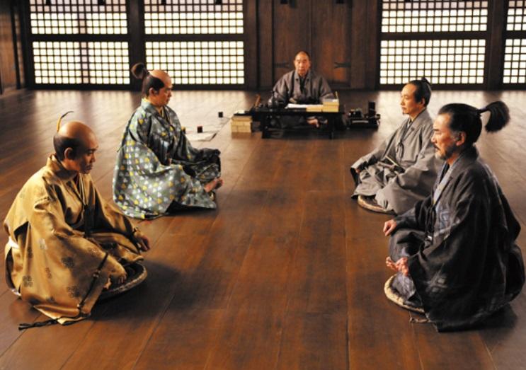 ※画像は三谷幸喜監督「清州会議」