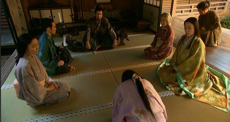 「長い間、お世話になりました」こう 真田丸