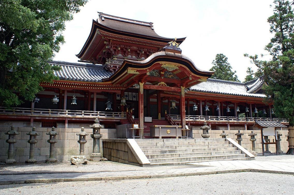 石清水八幡は京都にある神社