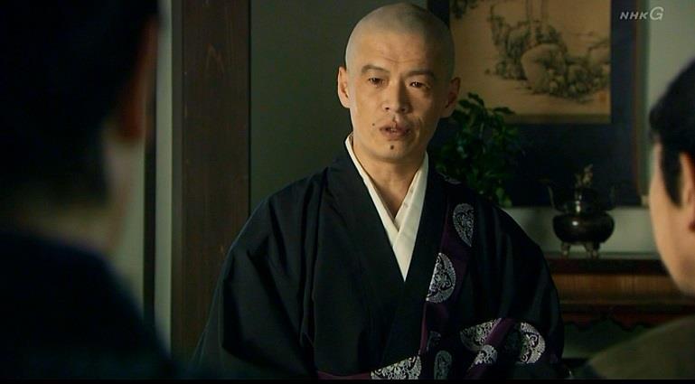 「神仏を頼って参った者を守らぬ訳にはいきませぬ」僧侶 真田丸