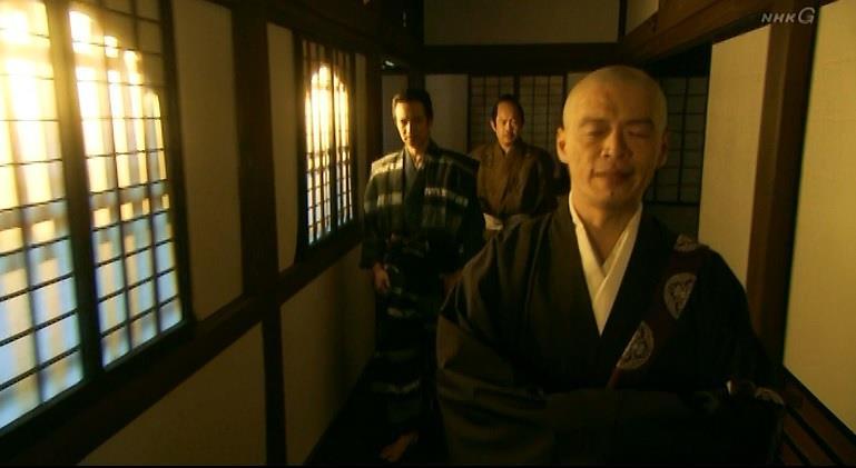 「道休は元々ここにおったのですが、根っからの乱暴者で、1年ほど前に追い出されましてなぁ・・・」僧兵 真田丸