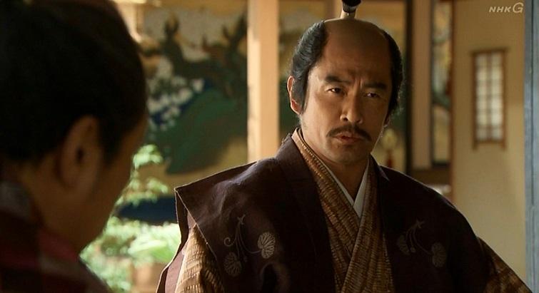 「関八州(かんはっしゅう)の覇者たる誇りと自信を一人で背負い込んだような男でございます。」徳川家康 真田丸