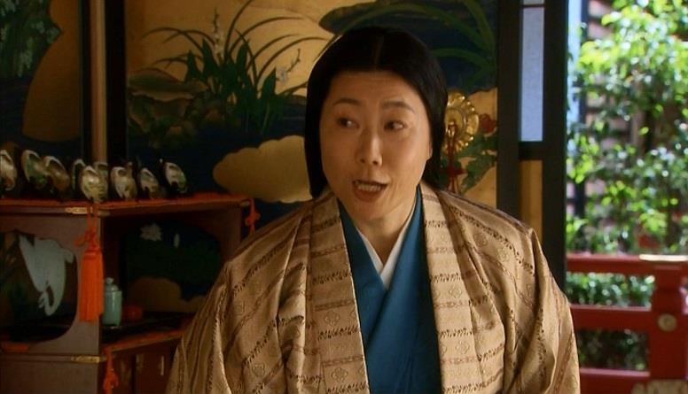 「たまに、浅井長政に似ておられる時もございますよ」大蔵卿局 真田丸