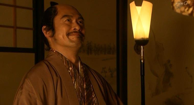 「相模守(さがみのかみ)殿・・・」徳川家康 真田丸