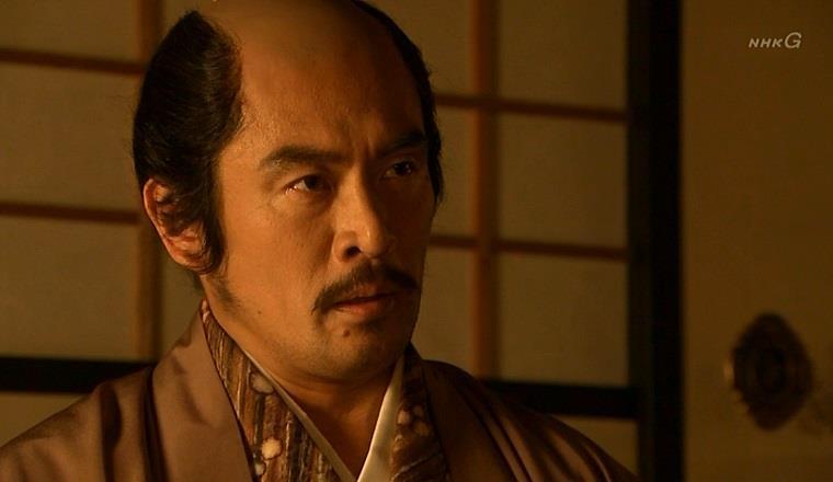 「手切れとなれば、氏直殿に嫁がせた我が娘も返していただくつもりでござる」徳川家康 真田丸