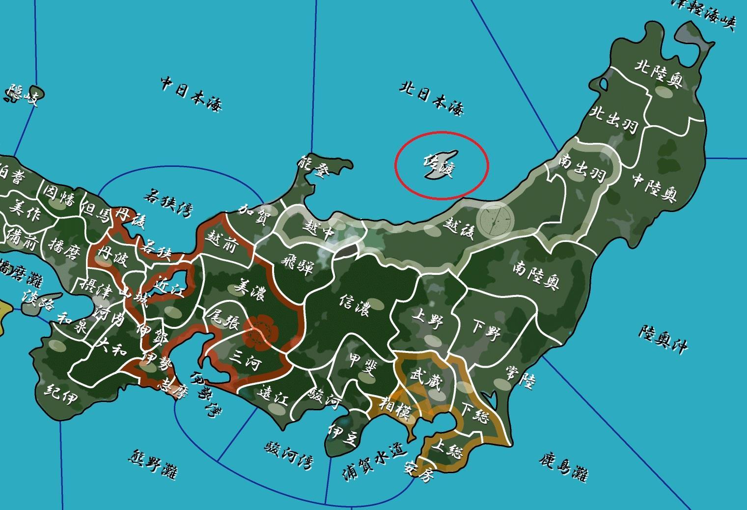 佐渡 地図