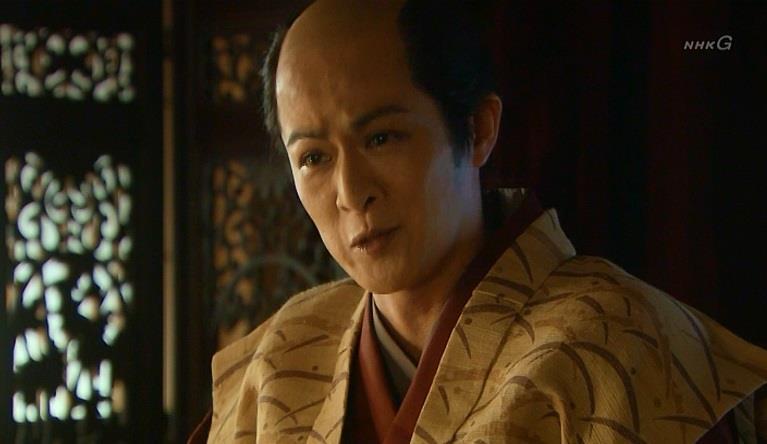 「語るに落ちるとはこのこと」豊臣秀次 真田丸