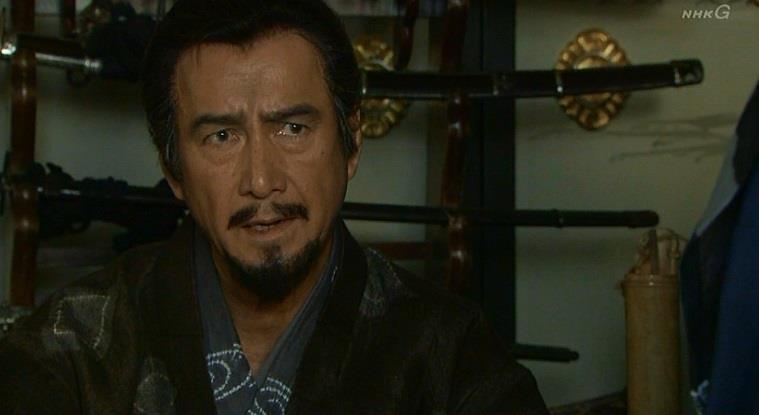 「沼田の外れにある名胡桃(なぐるみ)には、我が真田家の代々の墓がござる。あそこだけは渡すことはできません」真田昌幸 真田丸