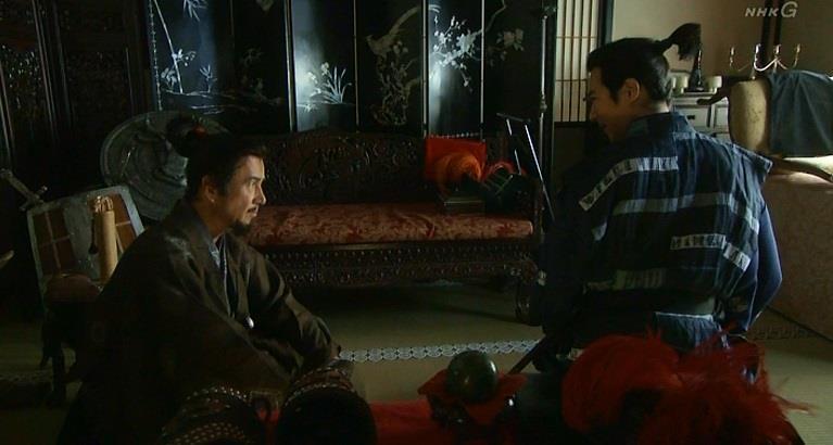 「名胡桃にご先祖さまが眠っておられるとは知りませんでした・・・」真田信繁 真田丸