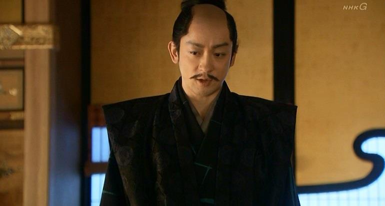 「徳川殿には、秀次様の後見(こうけん)をお勤めいただきます」石田三成 真田丸