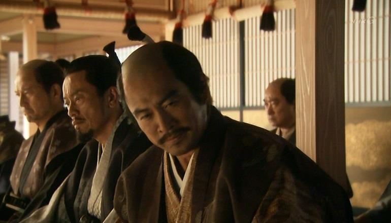 「殿下の御意のままに・・・」徳川家康 真田丸