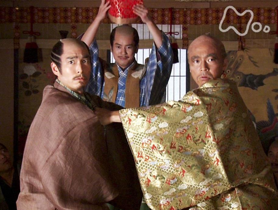 ※画像は大河ドラマ「利家とまつ~加賀百万石物語~」の前田利家