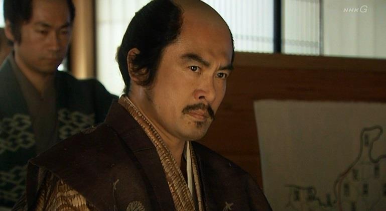徳川家康がお怒りモード 真田丸