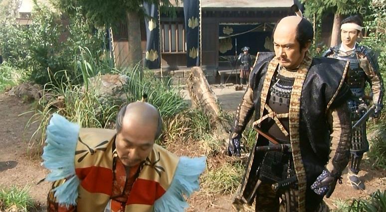 「関東の連れ小便として語り継がれるようぞ・・・」豊臣秀吉が徳川家康を誘い立ち小便。それを護衛する真田信繁 真田丸