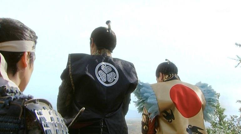 「江戸はわかるかな?」豊臣秀吉が徳川家康を誘い立ち小便。それを護衛する真田信繁 真田丸