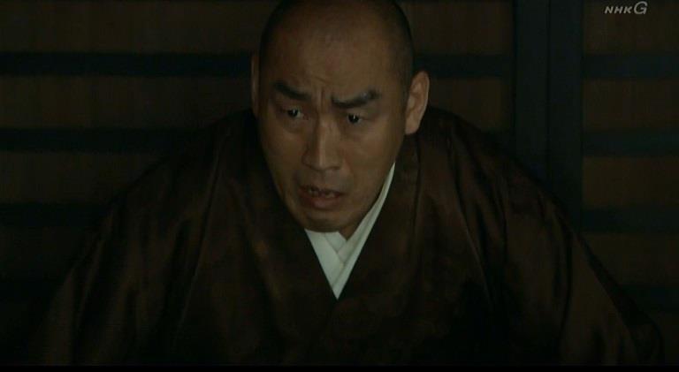 残念な結果に終わった板部岡江雪斎の交渉 真田丸