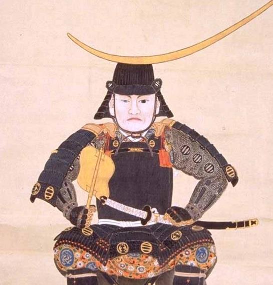 伊達政宗肖像画