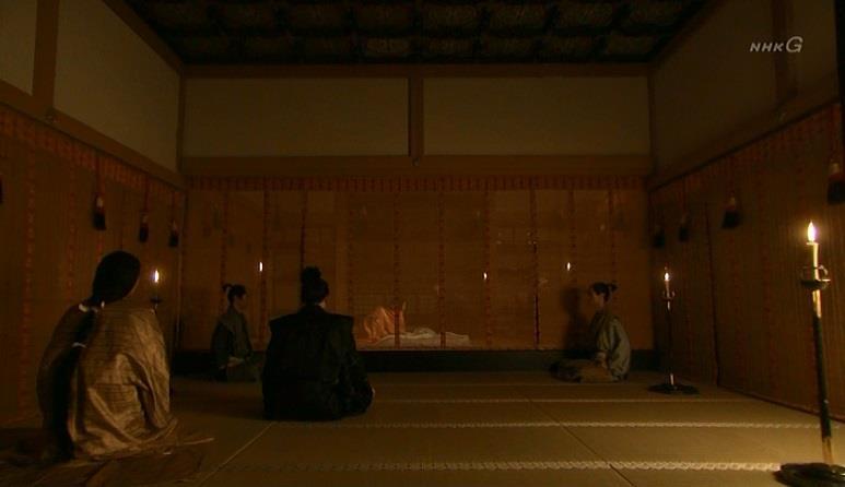 「天正14年、関白秀吉の息子・捨ては鶴松と名を改めていた・・・」 真田丸