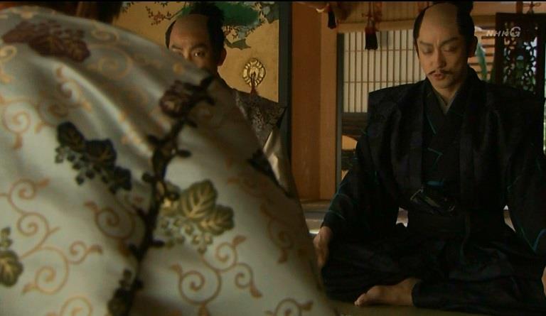 「利休は己が姿に似せた木像を作り、それを大徳寺の山門に飾らせました」石田三成 真田丸