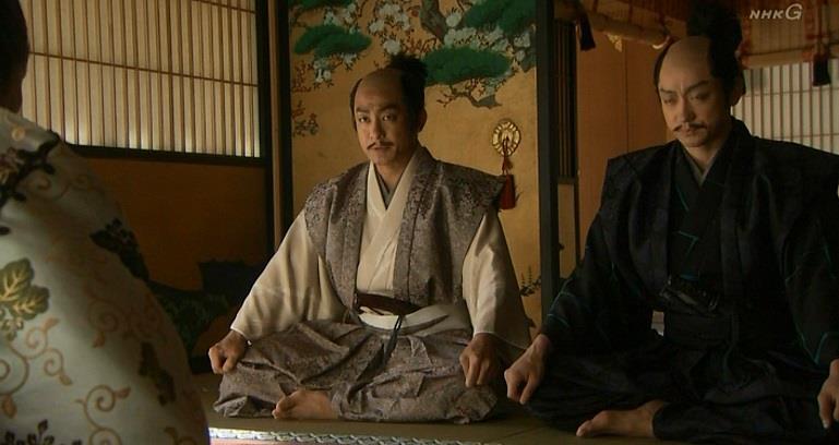 「堺の屋敷に蟄居させるのがよろしいかと・・・」石田三成 真田丸