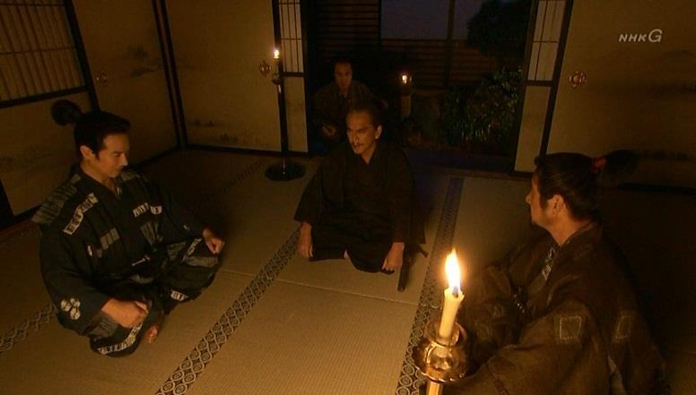 「佐助、鶴松の容体探ってまいれ」出浦昌相 真田丸