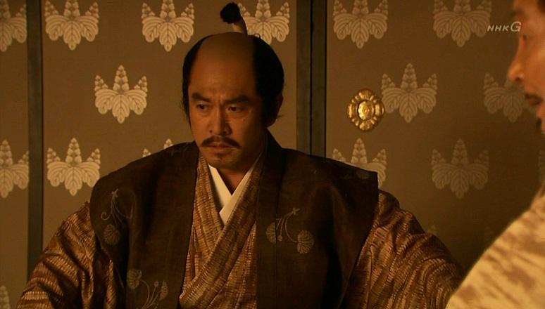 「茶々さまも言い難いが、淀殿も舌を噛みそうだな」徳川家康 真田丸