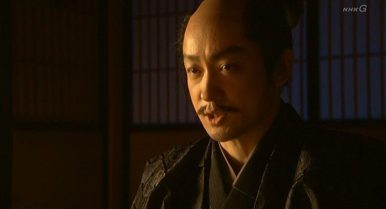 「それゆえ、今宵のうちにご一門の皆様にお集まりいただきました」石田三成 真田丸