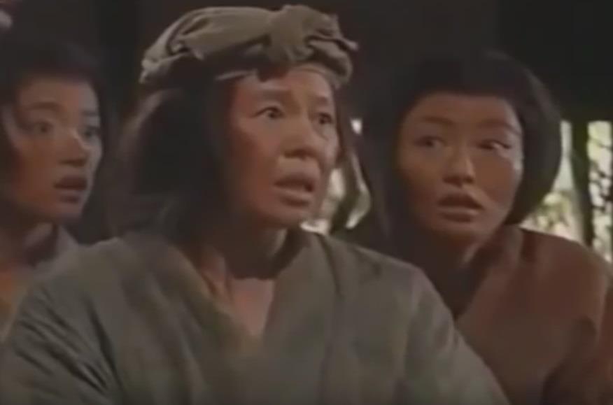 ※大河ドラマ「秀吉」ともは一番右